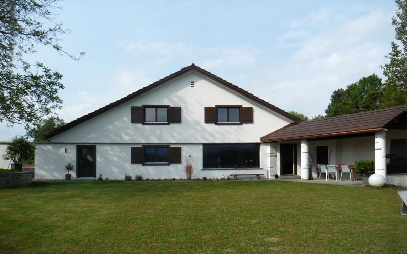 Sanierung Umbau EFH | Knonau
