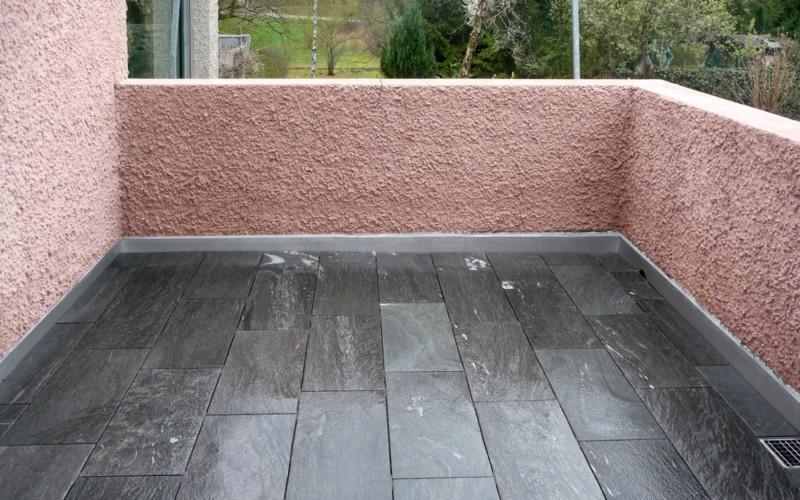 Sanierung Terrasse | Wettswil