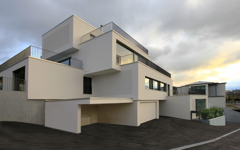 Neubau EFH | Oberägeri