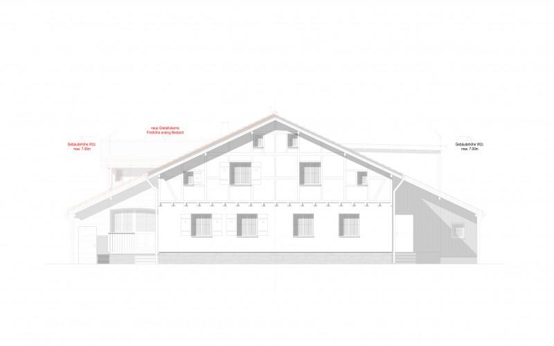Machbarkeitsstudie Dachsanierung | Affoltern am Albis
